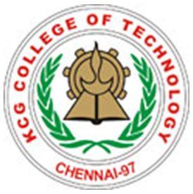KCG College Of technology, Chennai