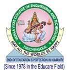 Vidyaa Vikas College of Engineering and Technology, Namakkal