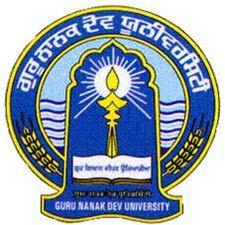 Guru Nanak Dev University - [GNDU], Amritsar