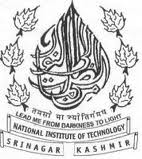 National Institute of Technology - [NIT], Srinagar