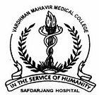 Vardhman Mahavir Medical College - [VMMC], New Delhi