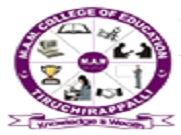 M.A.M College of Education, Thiruchirapalli