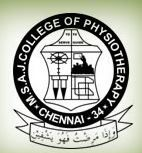 Mohamed Sathak A.J College of Physiotherapy, Chennai