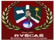 RVS College of Arts and Science - [RVSCAS], Coimbatore
