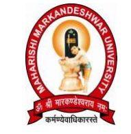 Maharishi Markandeshwar - [MMU], Solan