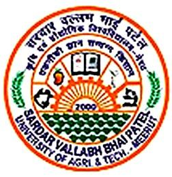 Sardar Vallabh Bhai Patel University of Agriculture and Technology, Meerut