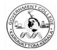 Government College Kariavattom, Thiruvananthapuram