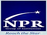 N.P.R. Arts & Science College - [NPRASC], Dindigul