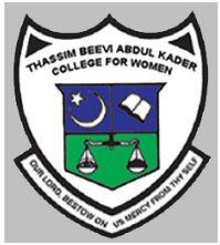 Thassim Beevi Abdul Kader College, Ramanathapuram