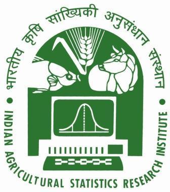 Indian Agricultural Statistics Research Institute - [IASRI], New Delhi