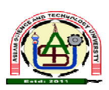 Assam Science and Technology University - [ASTU], Guwahati
