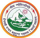 Hemwati Nandan Bahuguna Garhwal University, Garhwal