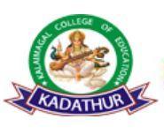 Kalaimagal College of Education, Dharmapuri