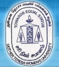 Mother Teresa Women's University, Directorate of Distance Education, Dindigul