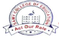 Samy College of Education, Dharmapuri