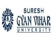 Suresh Gyan Vihar University - [SGVU], Jaipur