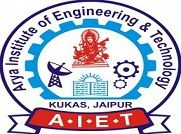 Arya Institute of Engineering and Technology - [AIET], Jaipur