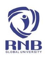 RNB Global University , School of Basic and Applied Sciences -[SBAS], Bikaner