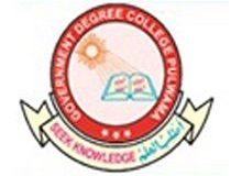 Government Degree College Pulwama - [GDCP], Pulwama