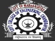 Government College of Engineering - [GCE], Chandrapur