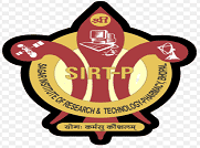 Sagar Institute of Research & Technology - Pharmacy [SIRTP], Bhopal