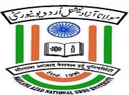 Maulana Azad National Urdu University, Directorate of Distance Education, Hyderabad
