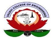Vasavi College of Engineering - [VCE], Hyderabad