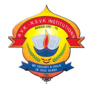 AVK Group of Institutions, Bangalore