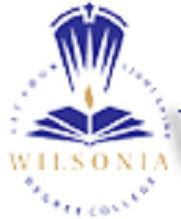 Wilsonia Degree College - [WDC], Moradabad