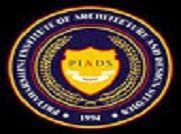 Priyadarshini Institute of Architecture and Design Studies- [PIADS], Nagpur