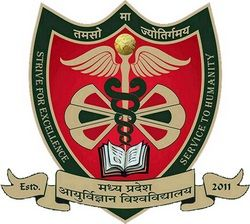 Madhya Pradesh Medical Science University - [MPMSU], Jabalpur