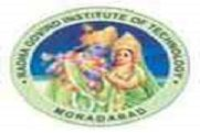 Radha Govind Institute Of Technology, Moradabad