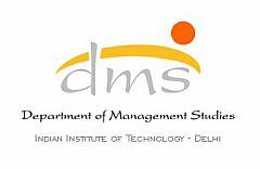 Department of Management Studies IIT Delhi - [DMS IITD], New Delhi
