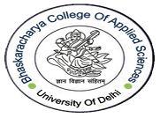 Bhaskaracharya College of Applied Sciences, New Delhi