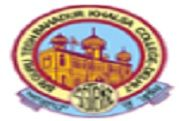 Sri Guru Tegh Bahadur Khalsa College - [SGTB], New Delhi