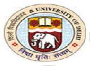 Department of Commerce, University of Delhi, New Delhi