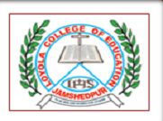 Loyola College of Education, Jamshedpur