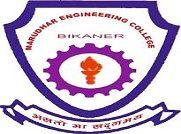Marudhar Engineering College - [MEC], Bikaner