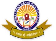 Manrakhan Mahto B.Ed College, Ranchi