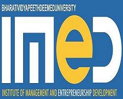 Bharati Vidyapeeth University, Institute of Management and Entrepreneurship Development - [IMED], Pune