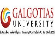 Galgotias University, School of Clinical Research and Healthcare, Greater Noida