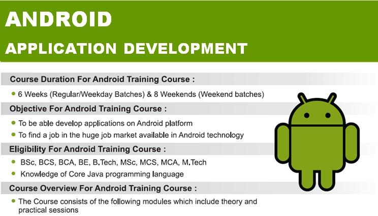 Android App Development Training - TuteeHUB Institute