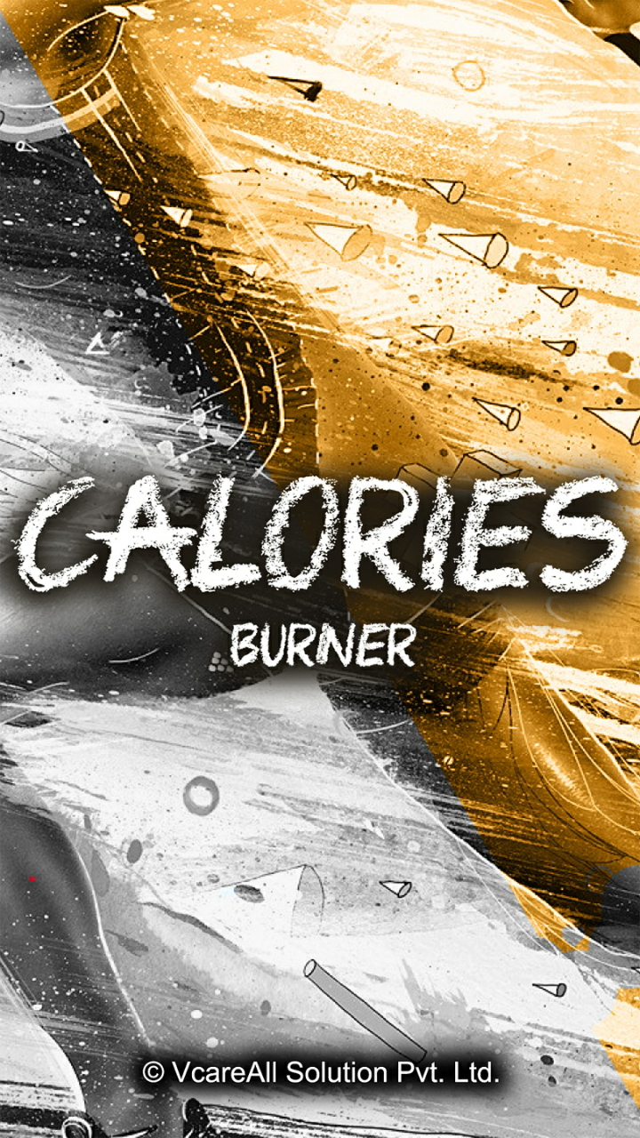 Calorie Burner Android Code In Android Studio