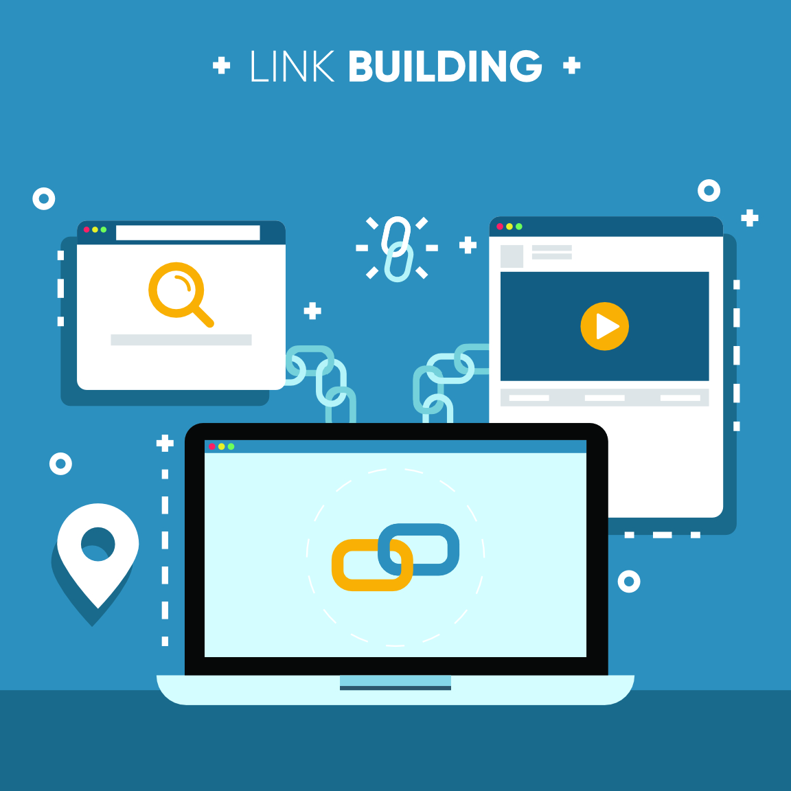 What is Link Building And How It Drives Organic Web Traffic?