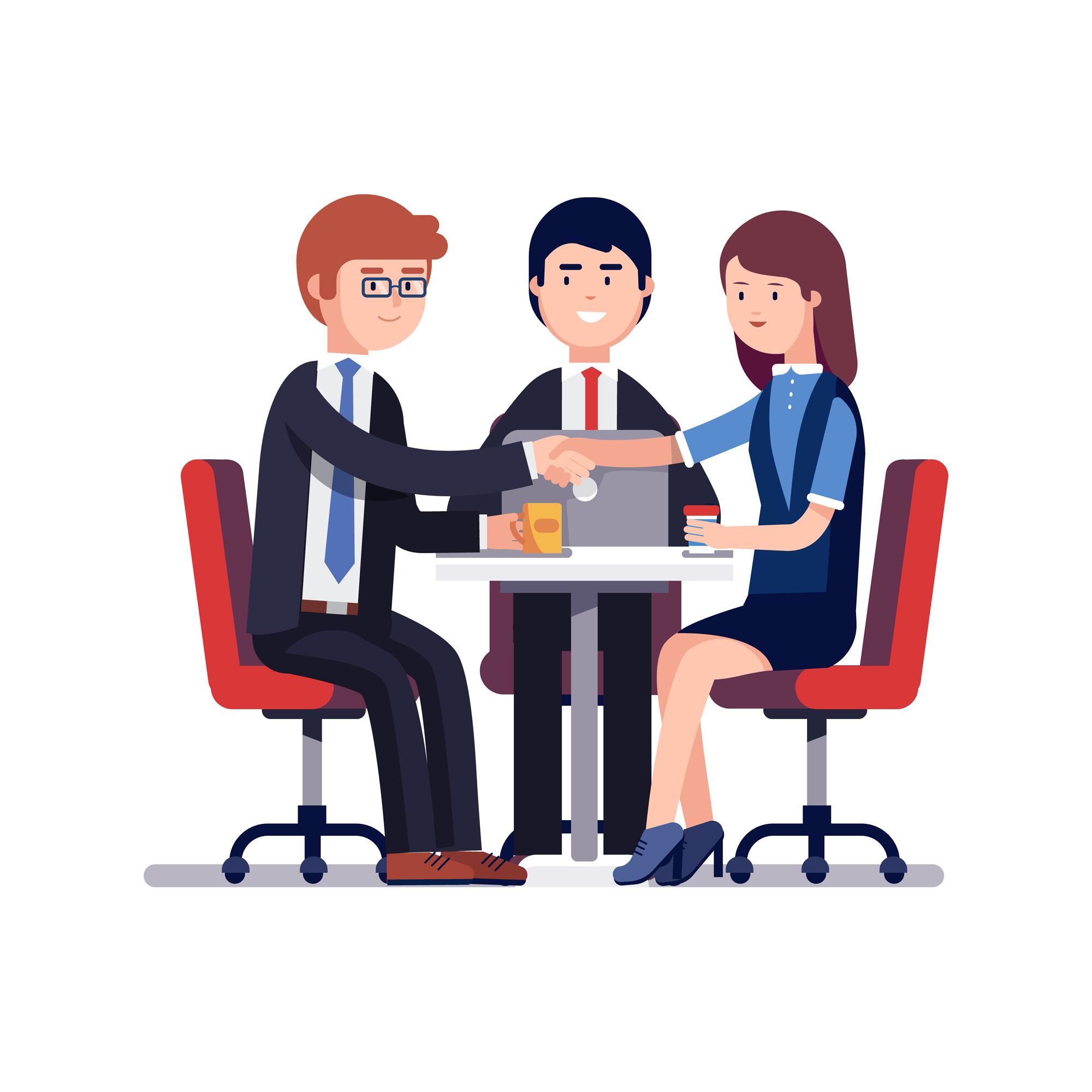 The Job Interview Cheat Sheet