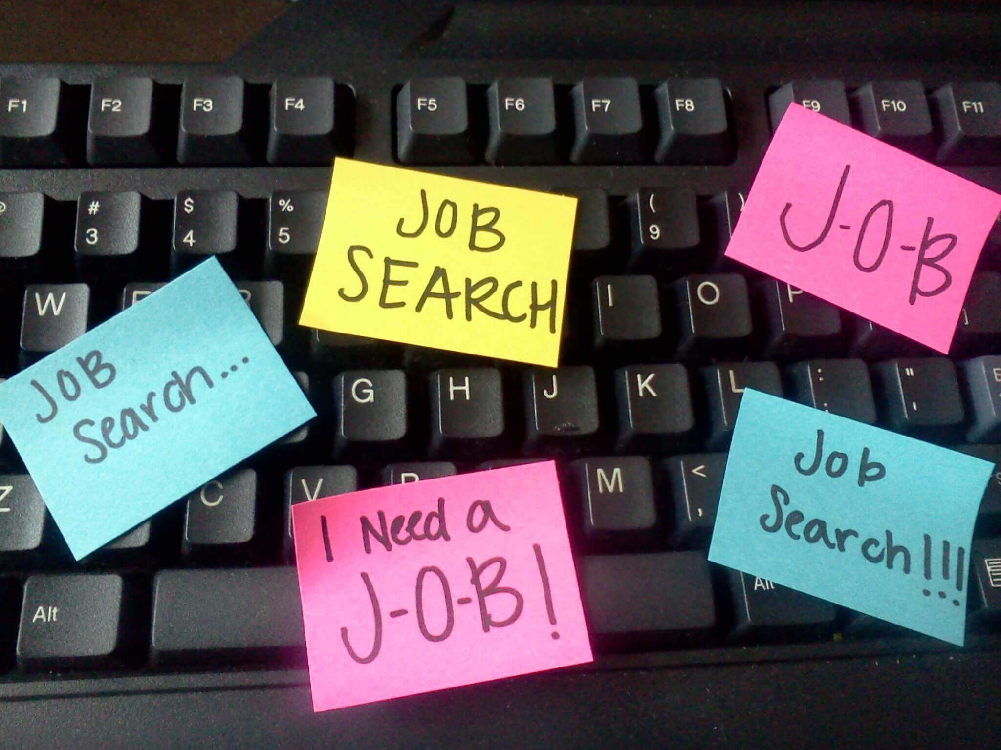 A Planned approach towards Job Search