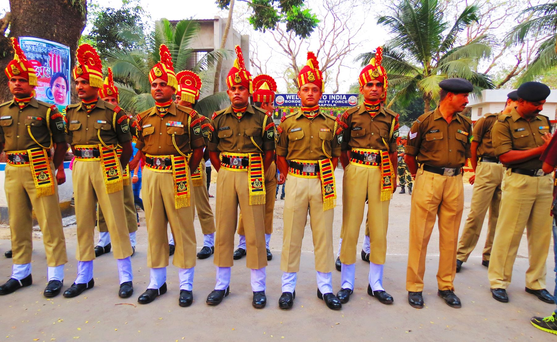 Border Security Force (BSF) Hiring 1763 Constables - Apply now