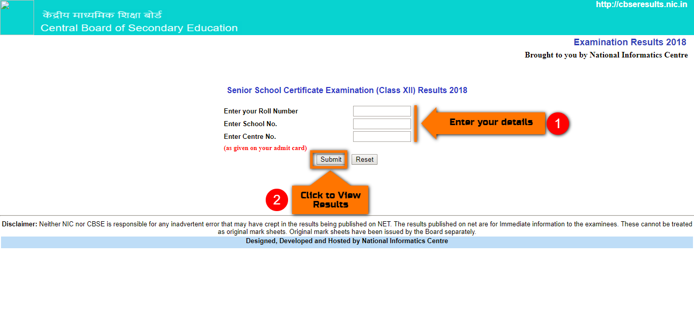 CBSE Class 12 Results Declared – 10 ways to check your scores