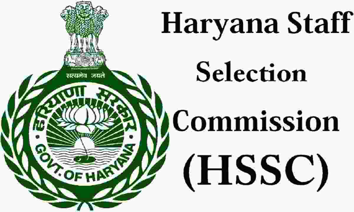 Haryana Staff Selection Commission (HSSC) Hiring 892 Canal Patwaris and 435 Gram Sachivs