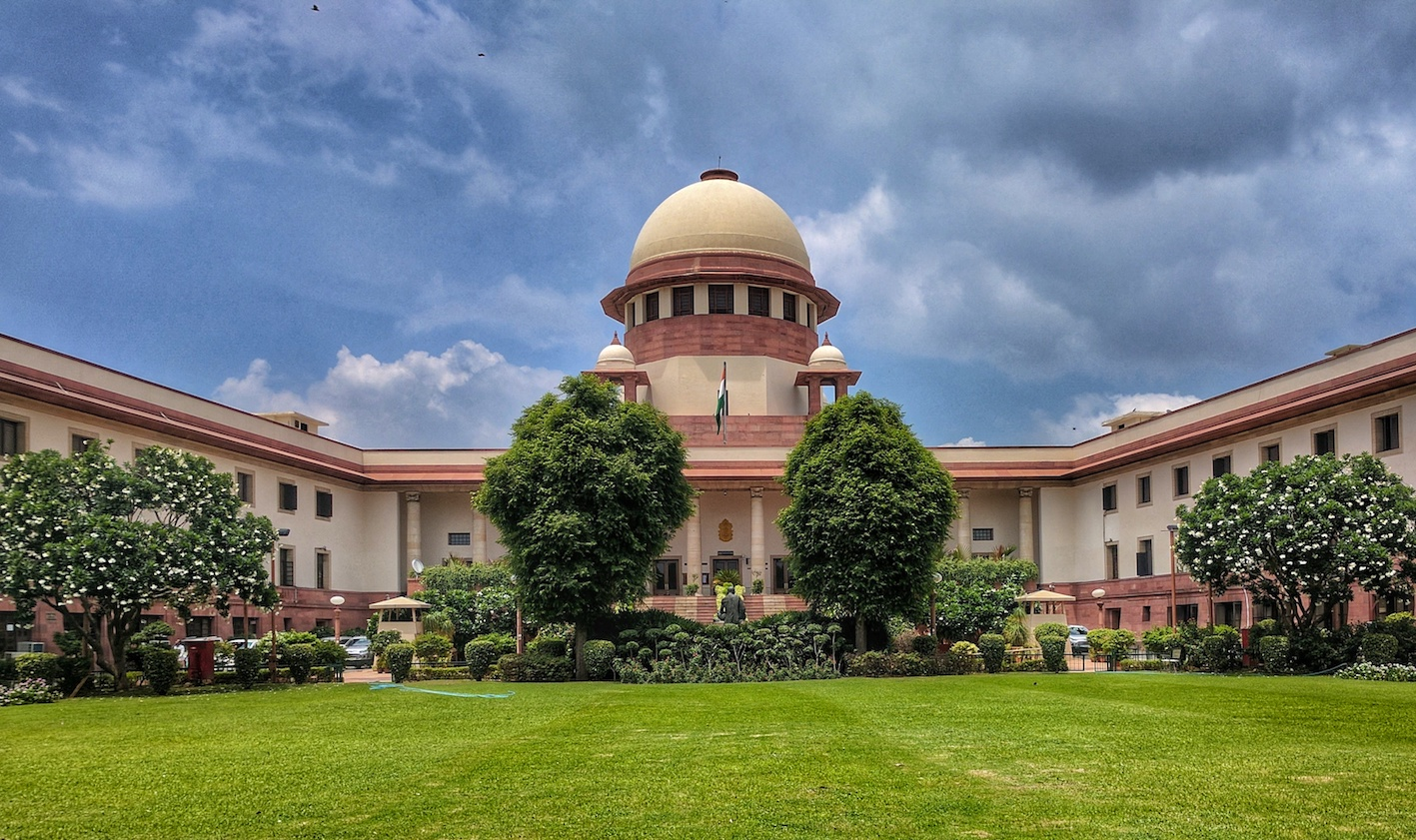 Supreme Court of India Hiring Law Clerk-cum-Research Assistants - Apply now